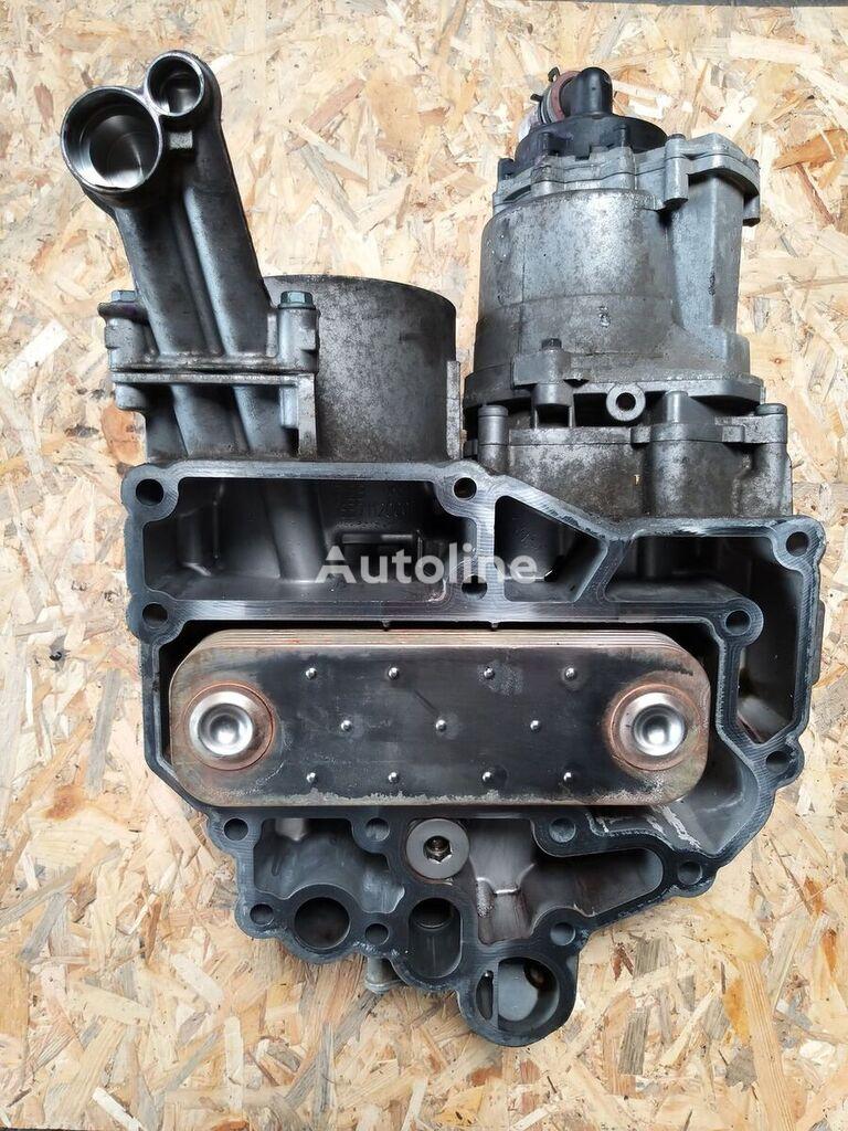 MAN D2066 D2676 EURO6 MODULE enfriador de aceite para MAN TGA TGS TGX  camión