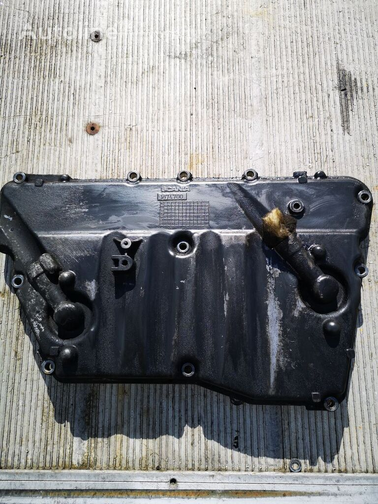SCANIA G480 , G400 enfriador de aceite para SCANIA R480 , R400 , 1874700 , 1874697 , 2001484 tractora