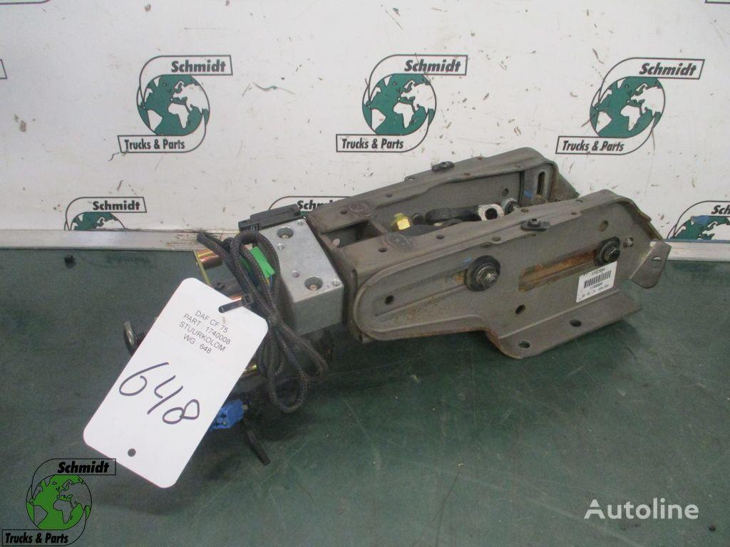 DAF 1740008 CF 85 engranaje de direccion para DAF camión