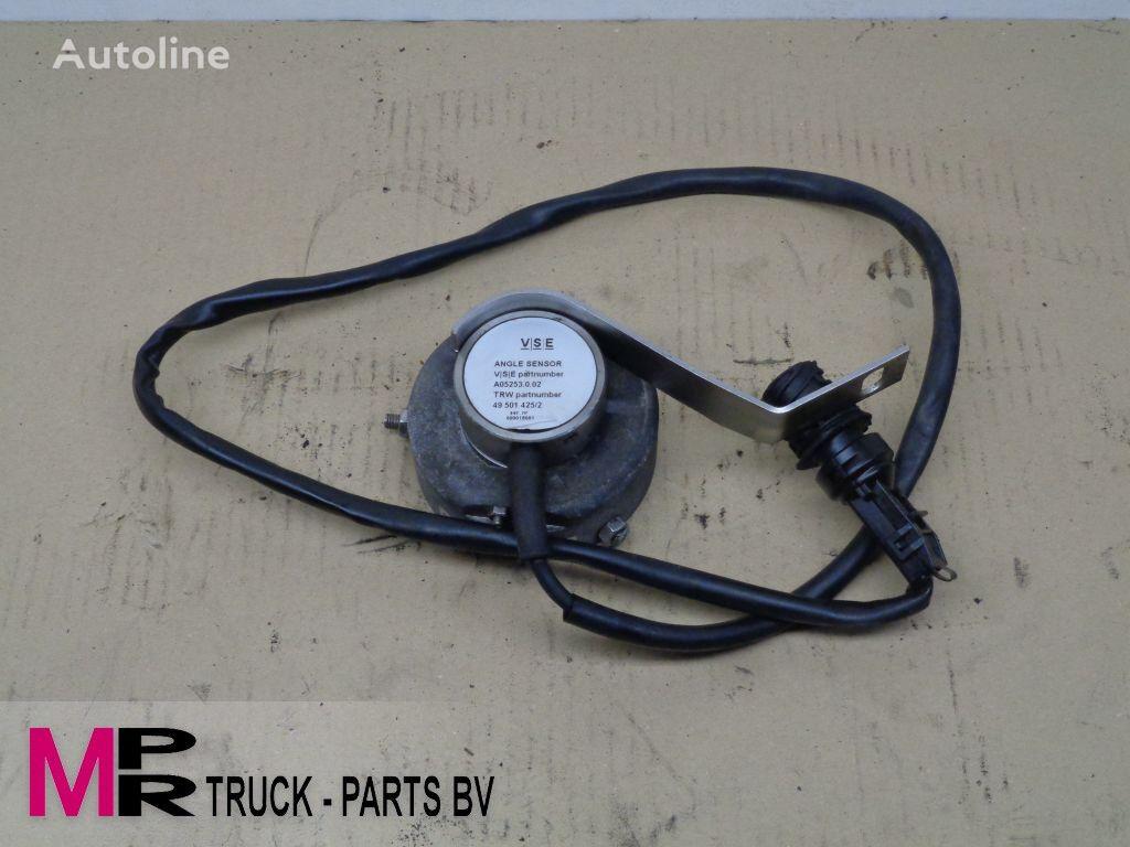 DAF CF/XF (1609173) engranaje de dirección para Daf CF/XF camión