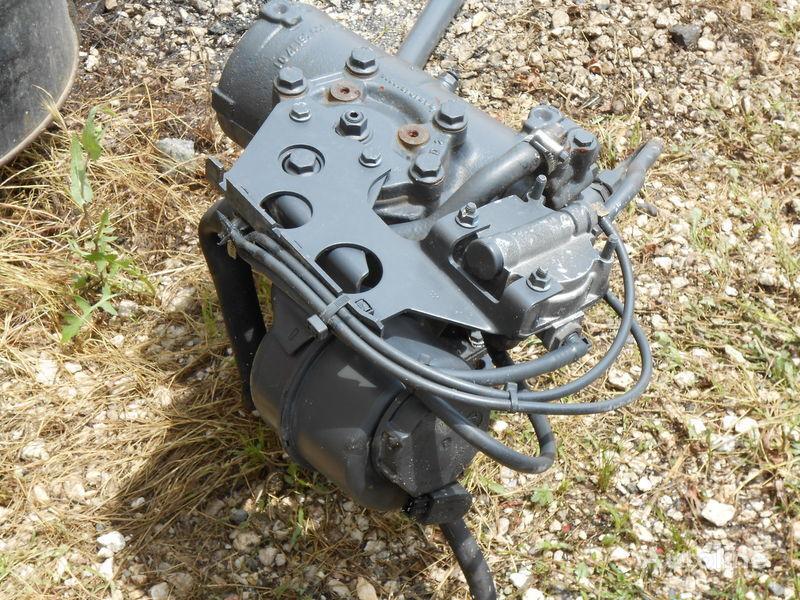 IVECO TRAKKER 2/3/4/Achser STRALIS 2/3/4 Achser NR. 8099955612 engranaje de direccion para IVECO TRAKKER AD/AT camión
