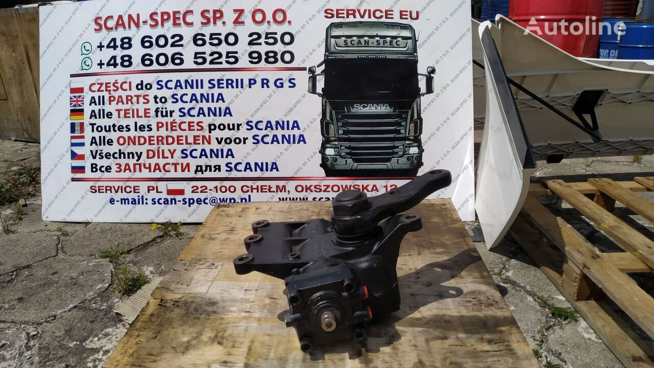 SCANIA Euro 6 P R G S (49002652) engranaje de dirección para SCANIA Euro 6 P R G S tractora