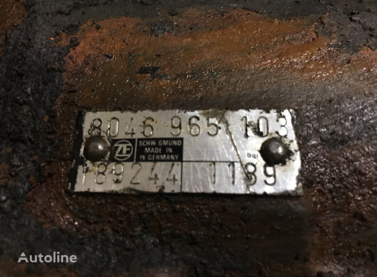 ZF Steering Gear (8046955103) engranaje de dirección para VOLVO FL4/FL6/FL7/FL10/FL12/FS (1985-2000) camión