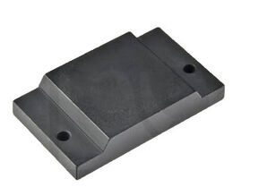Cubierta para mando a distancia Hiab Combi Drive (9830855) fascia delantera para grúa autocargante nueva