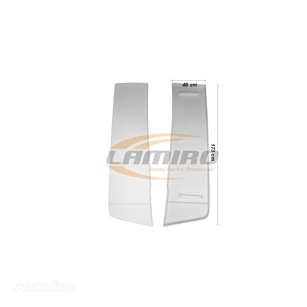 IVECO CABIN SPOILER RIGHT fascia delantera para IVECO STRALIS AS  camión nueva