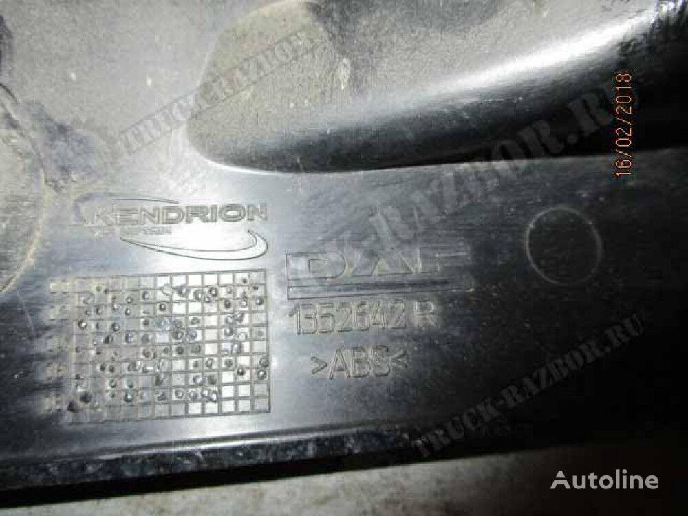 deflektor vozdushnyy, R (1352642) fascia delantera para tractora