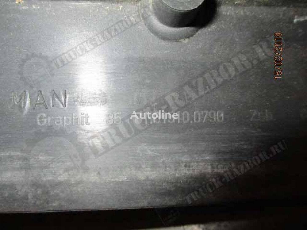 nakladka na porog, R (81615105258) fascia delantera para tractora