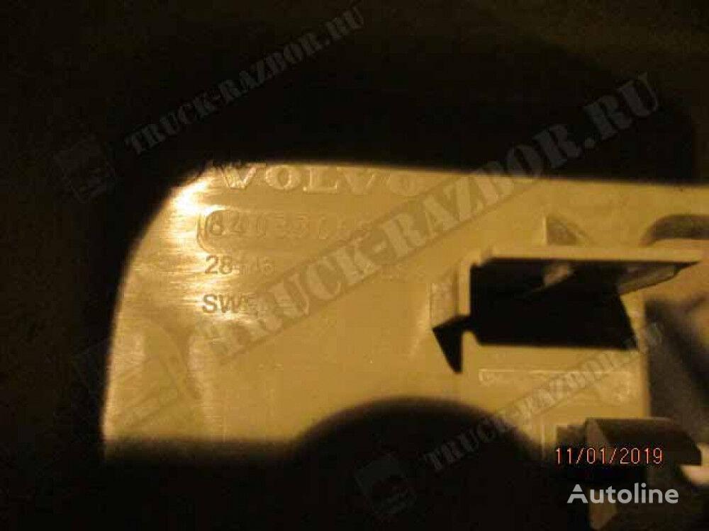 nakladka petli spalnika (kryshka) (84033669) fascia delantera para VOLVO tractora
