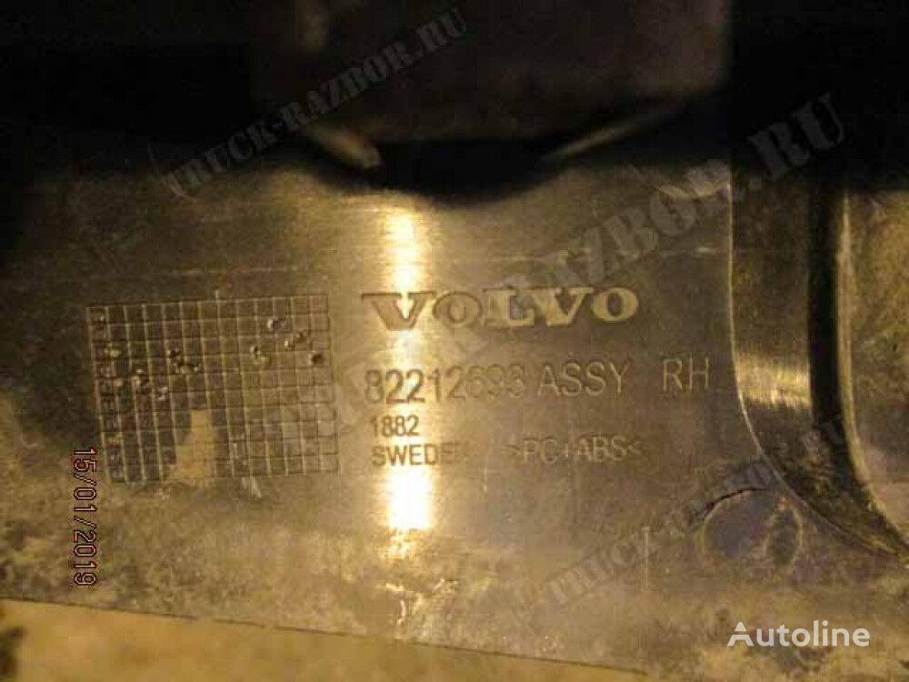 nakladka poroga, R (82212693) fascia delantera para VOLVO tractora