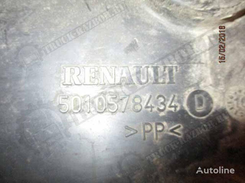 panel (nakladka) (5010578434) fascia delantera para tractora