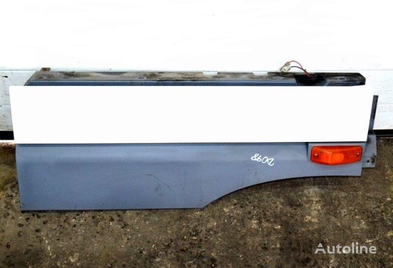DAF Vstavka mezhdu kabinoy i krylom (loker), zadnyaya pravaya (1855611) fascia delantera para DAF XF95/XF105 (2001-) camión