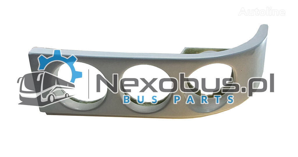 VAN HOOL Obudowa Cover headlights (10934633) fascia delantera para VAN HOOL T915 T916 T917 Arcon Alicron Altano autobús nueva