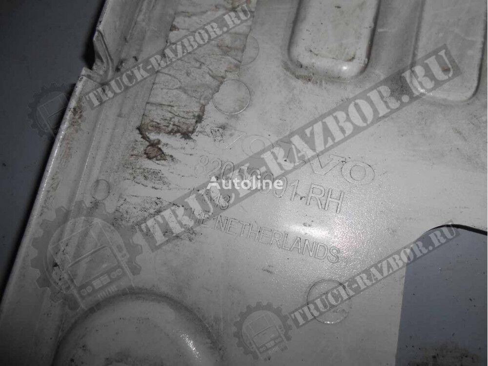 VOLVO planka pod faru (nakladnaya), R (82056991) fascia delantera para VOLVO tractora