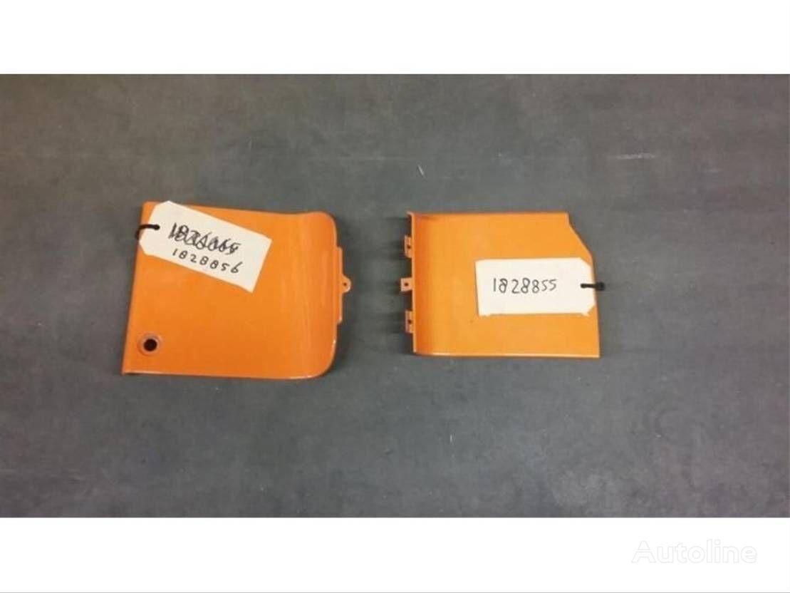 afdichtplaat opstap (1828855) fascia delantera para DAF xf e6 camión
