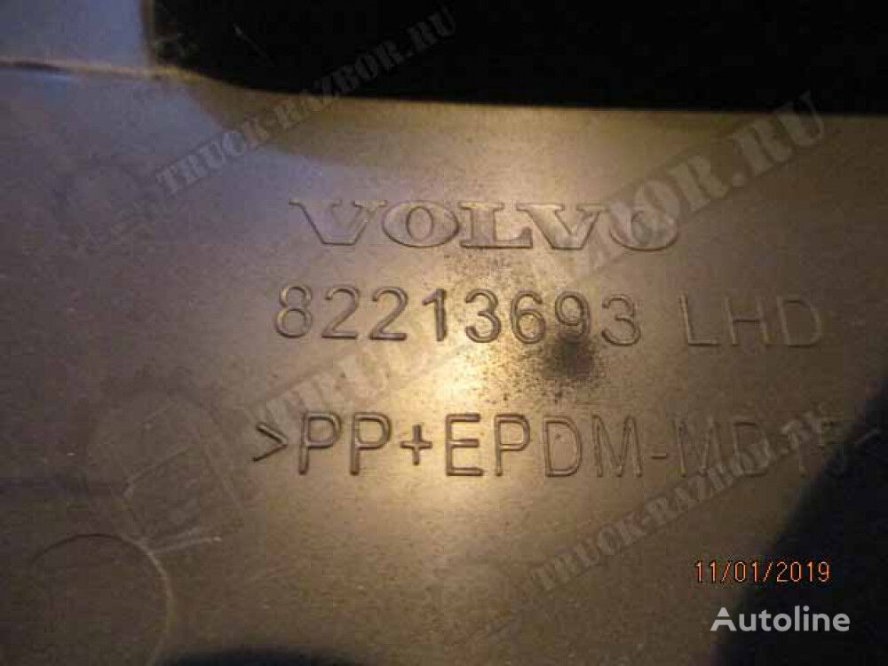 panel dekorativnaya (82213693) fascia delantera para VOLVO tractora