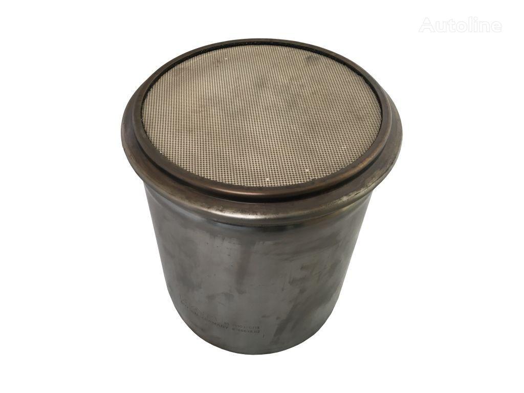 (81151030113) filtro antipartículas para MAN TGL TGM camión