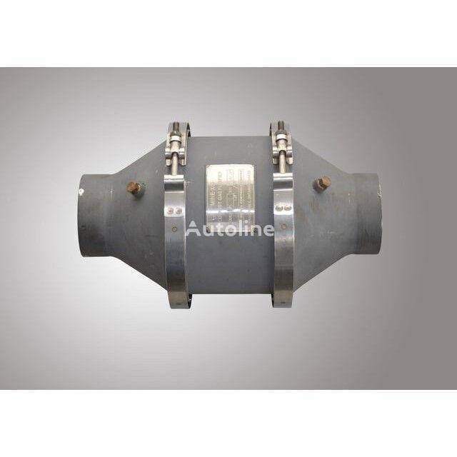 Katalysator, Rußpartikelfilter, Partikelfilter DPF MINE-X, DC 8 filtro antipartículas para camión