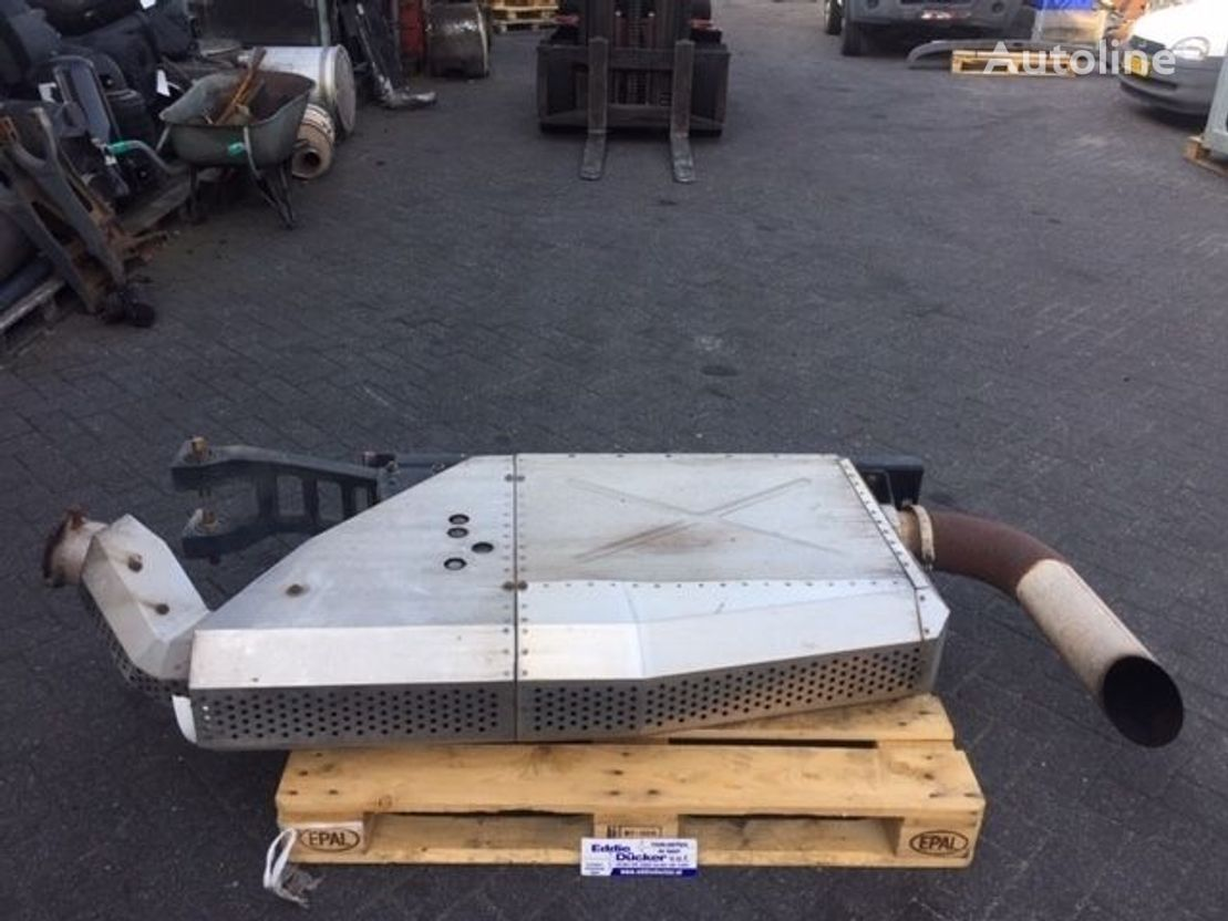 DAF 1801268 DPF, VERTICAAL filtro antipartículas para DAF 85CF 410  camión