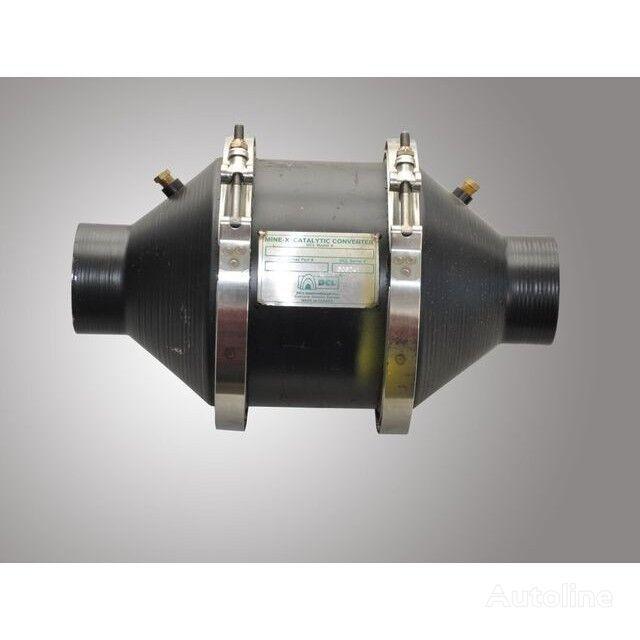 Katalysator, DPF MINE-X, DC 8 filtro antipartículas para camión