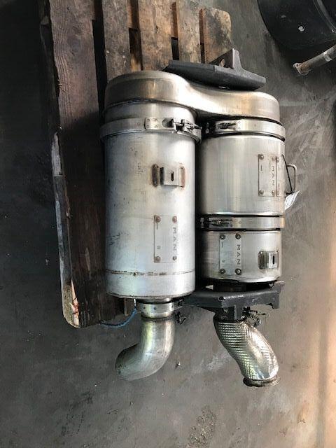 filtro antipartículas para MAN A21 & A20 & Lions City Partikelfilter  Euro 6 - 31.81.5087.1.00 - 31815087100 Katalysator MAN Lions City Euro 6. Only 20.000 km autobús