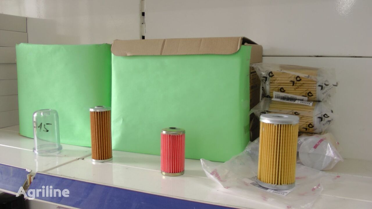 filtro de combustible para SAME mini tractor