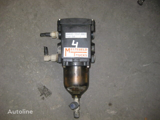 filtro de combustible para MAN TGA camión