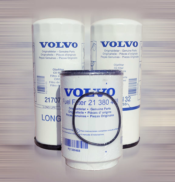 VOLVO filtro de combustible para VOLVO FH,FM,FL,FE,FMX tractora nuevo