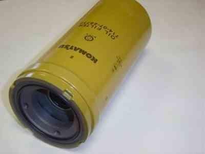 KOMATSU filtro hidráulico para KOMATSU GD555-3; GD555-3C; GD555-5; GD655-3; GD655-3EO; GD655-5; GD675-3 motoniveladora nuevo