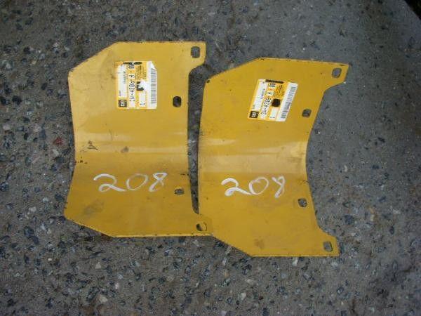 CATERPILLAR (208) 3W4308 Abdeckung / guard forro para CATERPILLAR 208 excavadora