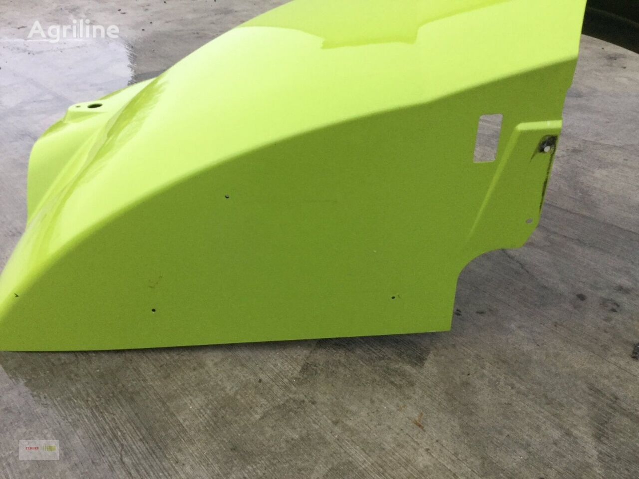 forro Kotflügel Links para tractor CLAAS Axion 900 Typ A23 nuevo