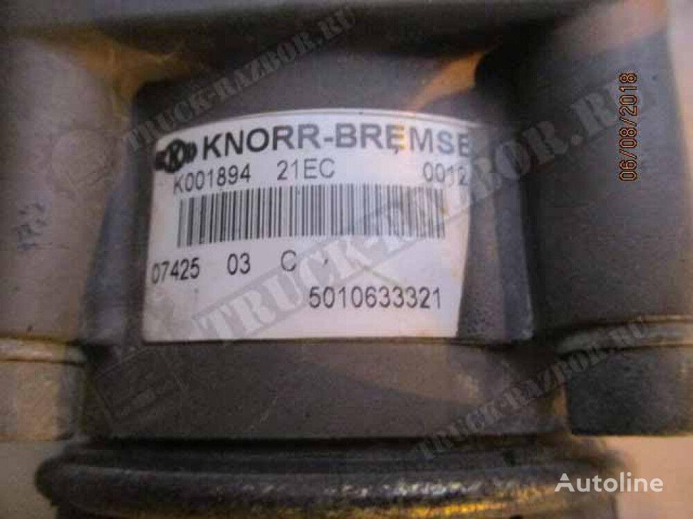 KNORR-BREMSE glavnyy tormoznoy (5010633321) grúa neumática para RENAULT tractora