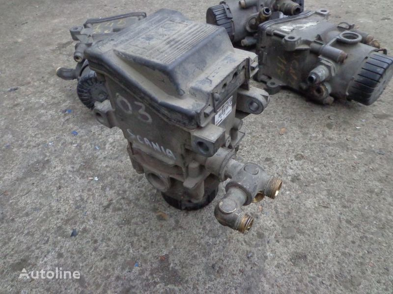SCANIA Knorr-Bremse grua para SCANIA 124, 114, 94 tractora