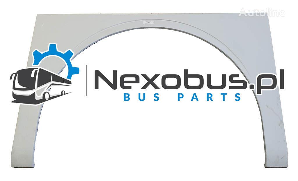 guardabarro para MERCEDES-BENZ Tourismo 15 RHD 16 RHD 17 RHD Travego autobús nuevo