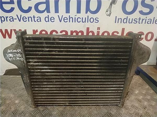 intercooler para IVECO EuroCargo camión