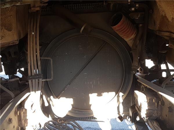 intercooler para camión MERCEDES-BENZ Actros 2-Ejes 6-cil. Serie/BM 2040 (4X4) OM 501 LA [12,0 Ltr. - 290 kW V6 Diesel (OM 501 LA)]
