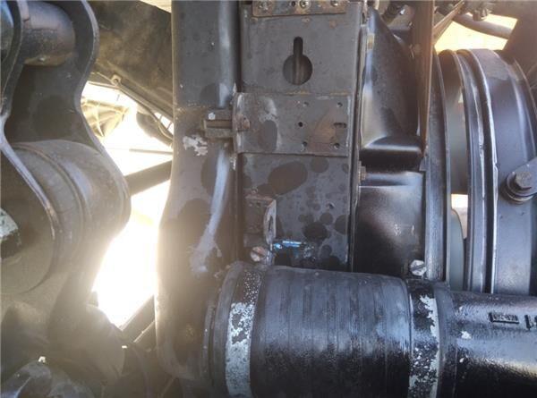 intercooler para camión MAN F 90 19.332/362/462 FSAGF Batalla 3800 PMA17 [