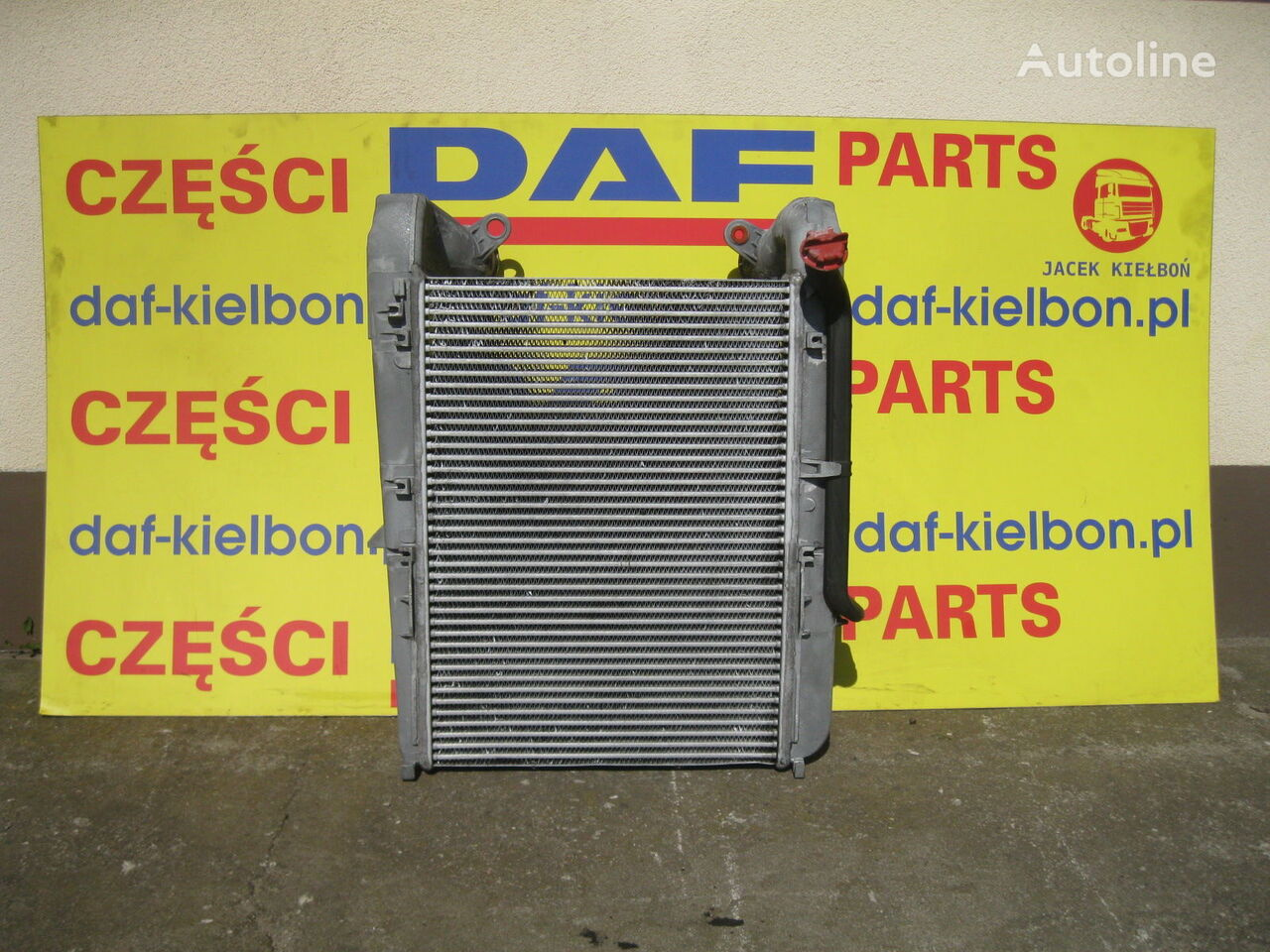 INTERCOOLER MODINE intercooler para DAF CF 85 tractora