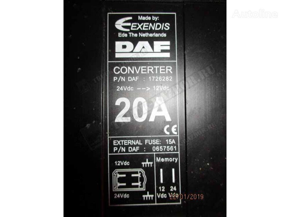 (1726282) inversor de corriente para DAF tractora