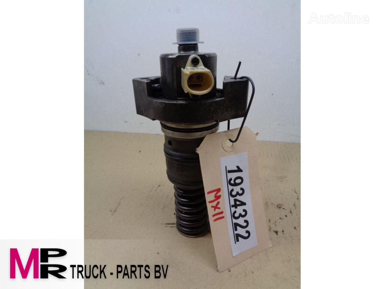 DAF MX11 E6 inyector para DAF DAF camión