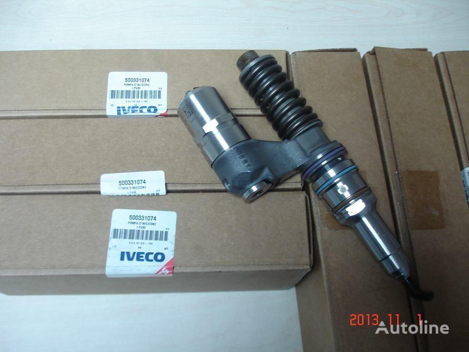 inyector IVECO BOSCH Injector,PN 500339059 para camión IVECO Stralis, Eurotech,Eurocargo,Eurostar