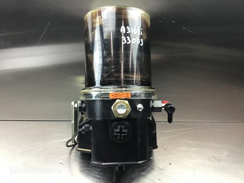 Grease Pot (10008515) lubricación central para LIEBHERR A312 Li /A314 Li/A316 Li excavadora