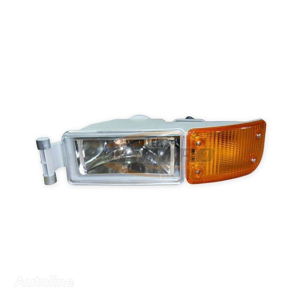 FRONT BLINKER LAMP WITH FOG LAMP LH (81253206111) luz antiniebla para MAN TGS (2008-2013) camión nueva