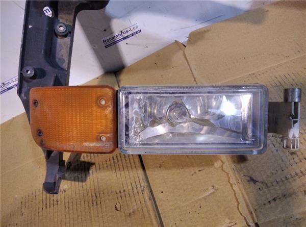 Faro Antiniebla Izquierdo MAN TGA 18.310, 18.320 FAC, FHLC (81.25320.6112) luz antiniebla para MAN TGA 18.310, 18.320 FAC, FHLC camión
