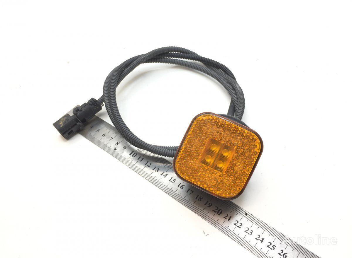 TGS 26.480 (01.07-) luz intermitente para MAN TGS (2007-) tractora