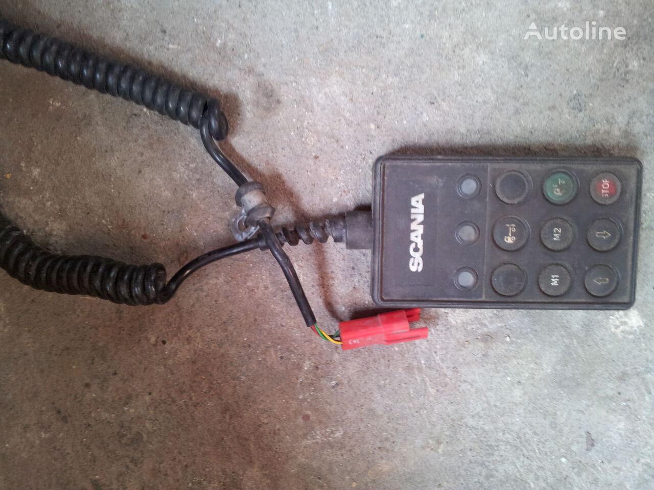 SCANIA R, T, P, G, L series EURO3, EURO4, EURO5, EURO6 axle lifting air mando a distancia de suspensión para SCANIA R, P, G, L series tractora