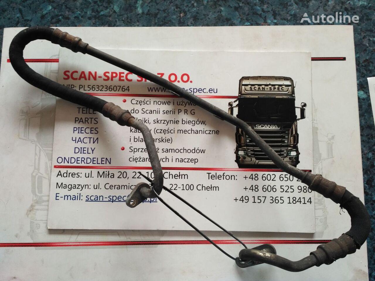 SCANIA (1852060) manguera de aire acondicionado para SCANIA P R G T tractora