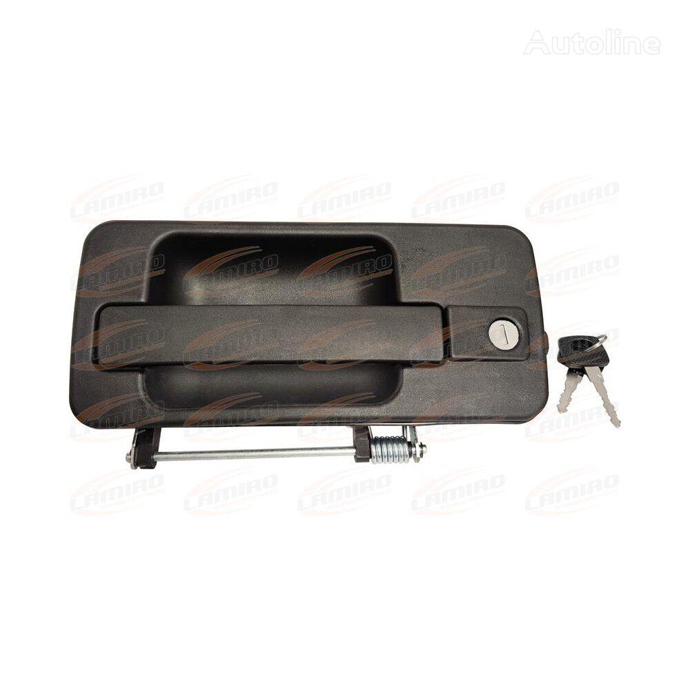 DOOR HANDLE OUTSIDE LEFT manija de puerta para MERCEDES-BENZ ACTROS MP3 LS (2008-2011) camión nueva