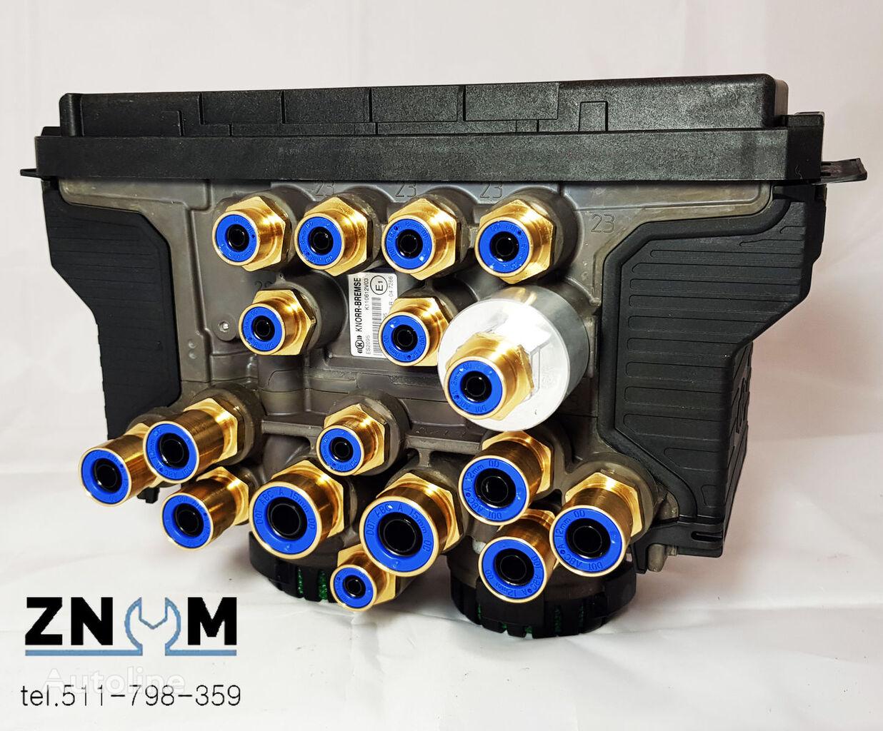 modulador EBS para KNORR-BREMSE ES2095 semirremolque nuevo