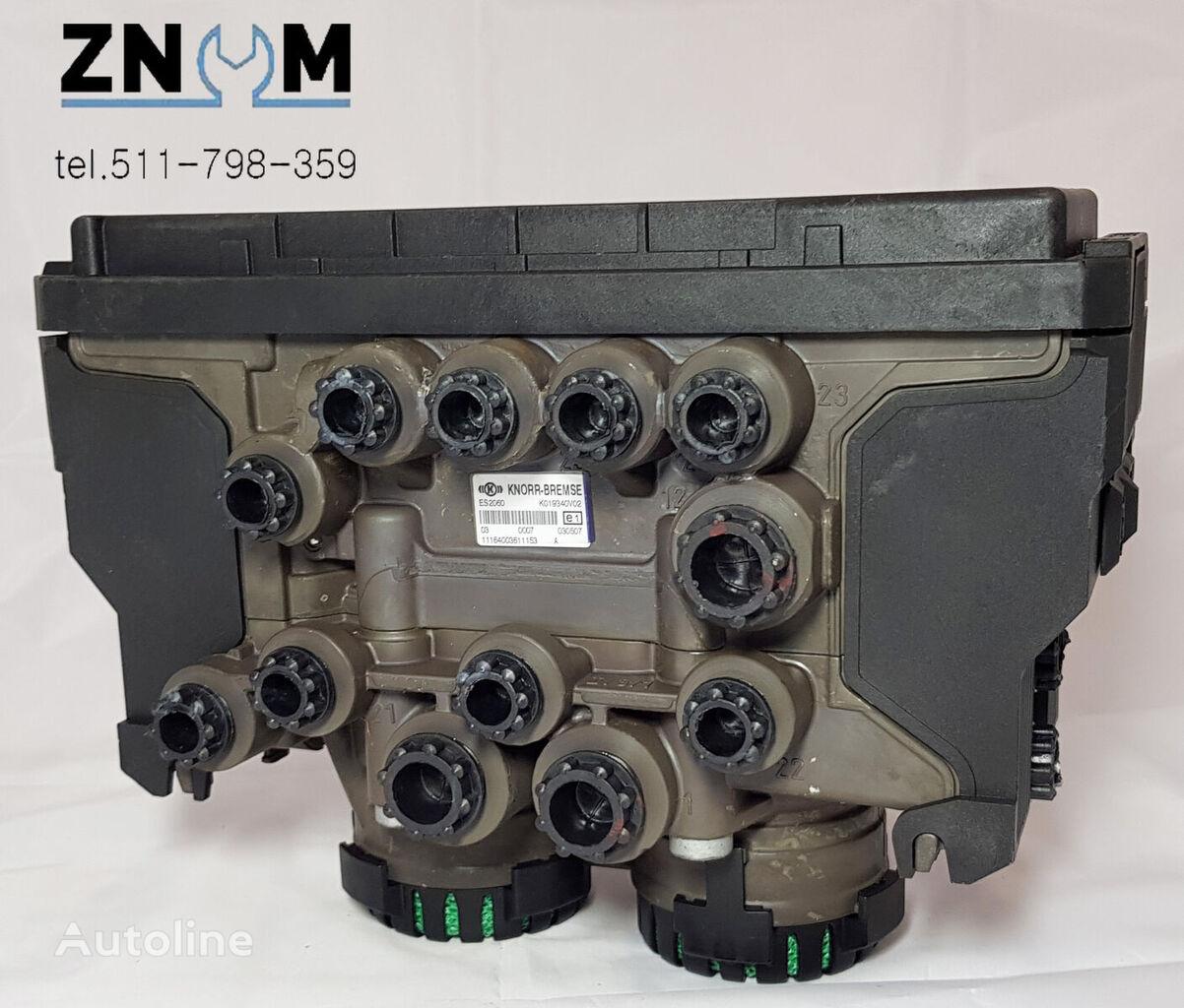 modulador EBS para KNORR-BREMSE ES2060  semirremolque