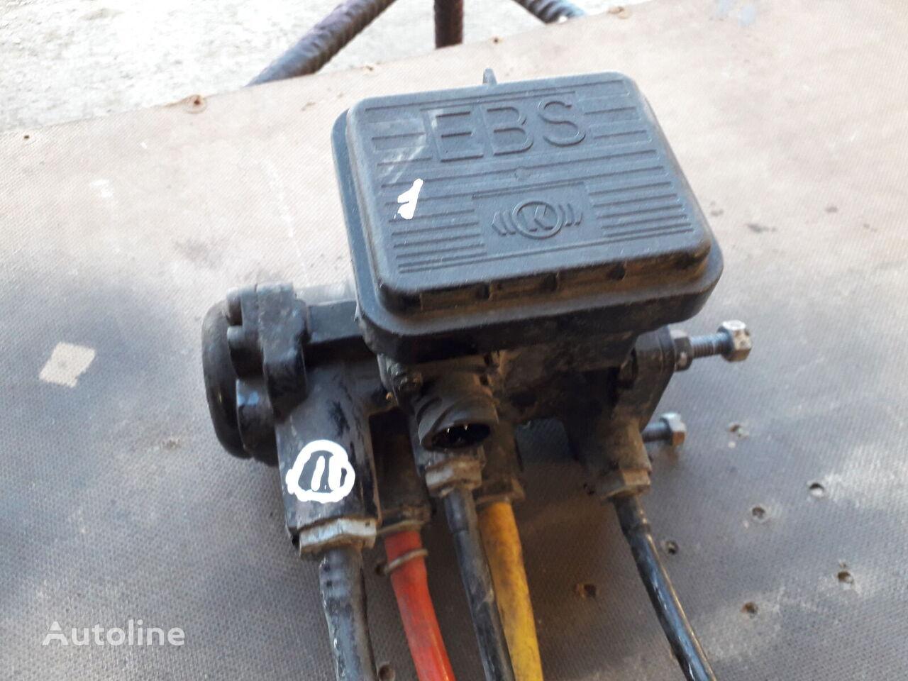 KNORR-BREMSE K000917 (81.523016212) modulador EBS para MAN TGA tractora